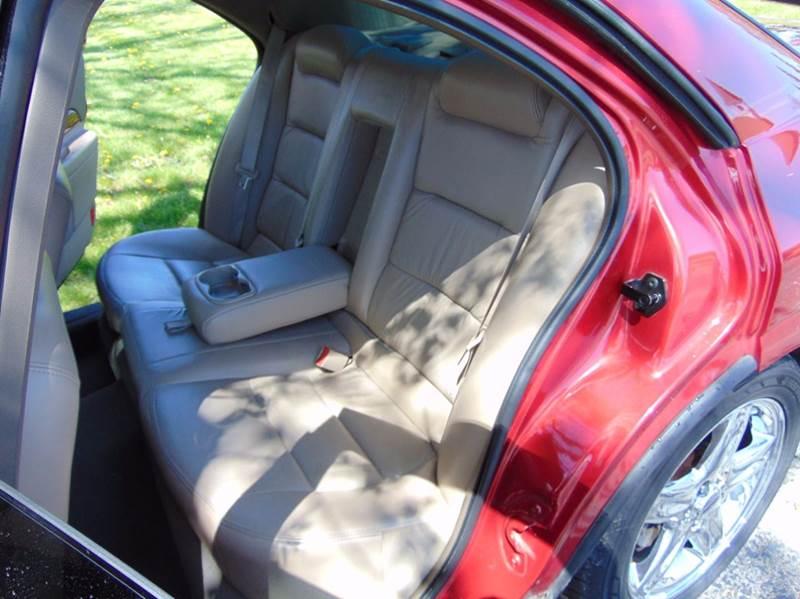 2002 Lincoln LS 4dr Sedan V8 - Union Grove WI