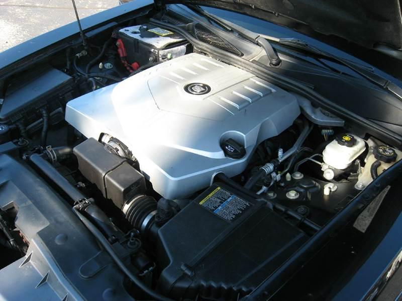 2005 Cadillac Cts 36 4dr Sedan In Union Grove Wi The Car