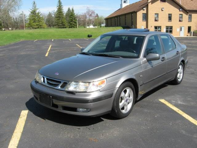2001 Saab 9 5 Se V6 Turbo In Union Grove Wi The Car Truck Store