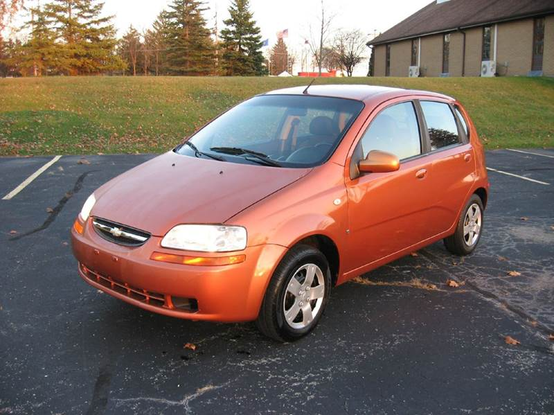 2008 Chevrolet Aveo Aveo5 Special Value 4dr Hatchback In Union Grove