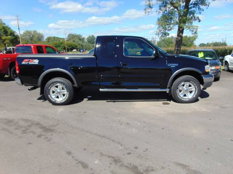 2003 ford f150 supercrew 4x4