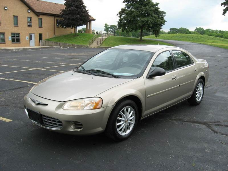2002 Chrysler Sebring