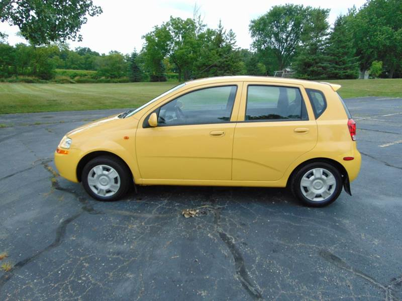 2004 Chevrolet Aveo 4dr Hatchback In Union Grove Wi The Car