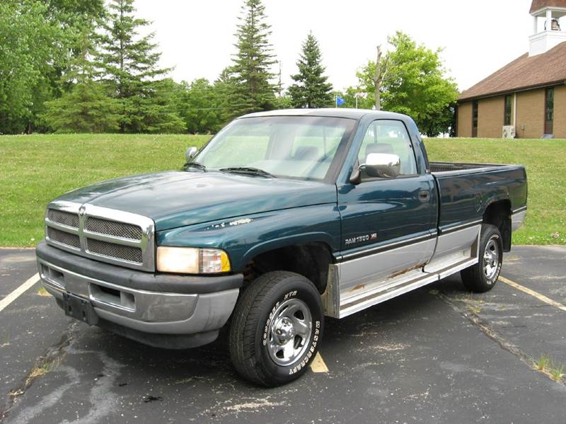 1996 Dodge Ram Pickup 1500 For Sale In Wisconsin