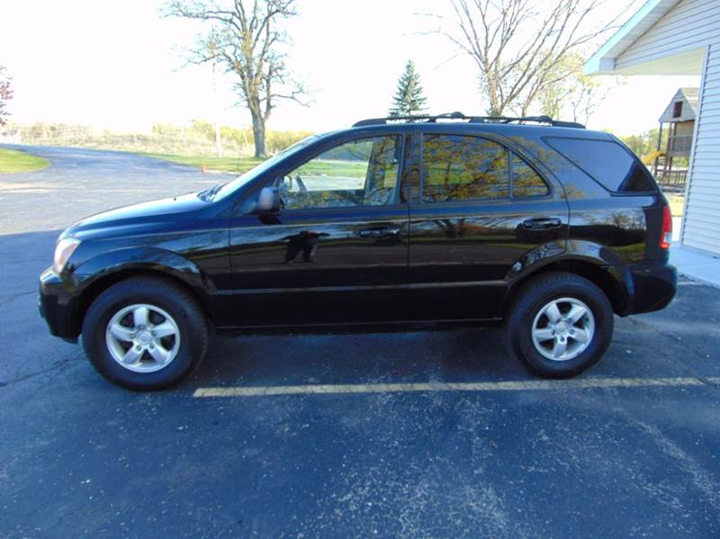 2006 Kia Sorento LX 4dr SUV 4WD w/Automatic - Union Grove WI