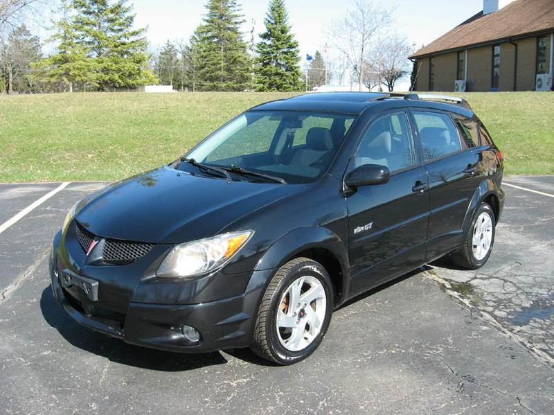 2003 pontiac vibe gt 4dr wagon in union grove wi the car. Black Bedroom Furniture Sets. Home Design Ideas