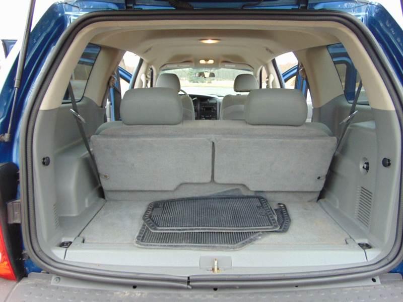 2005 Dodge Durango ST 4WD 4dr SUV - Union Grove WI