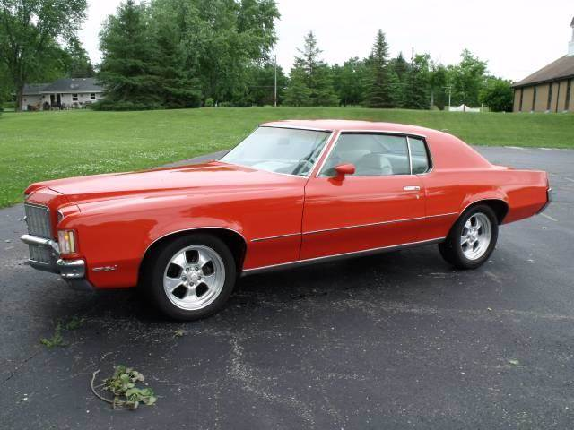 1972 Pontiac SJ PACKAGE