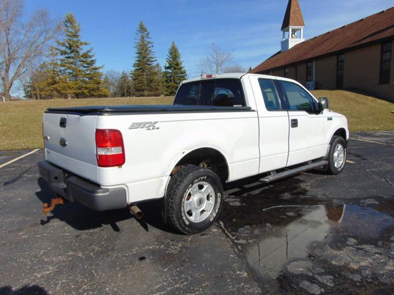 2004 Ford F-150 4dr SuperCab STX 4WD Styleside 5.5 ft. SB - Union Grove WI