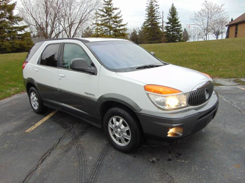 2003 Buick Rendezvous CX 4dr SUV - Union Grove WI