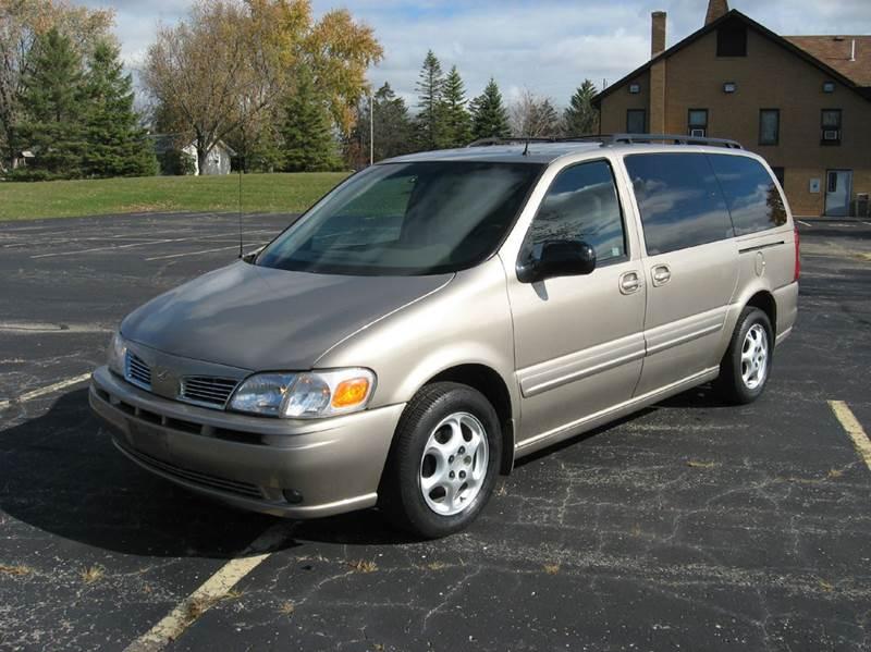 2002 Oldsmobile Silhouette Gls 4dr Extended Mini Van In Union Grove
