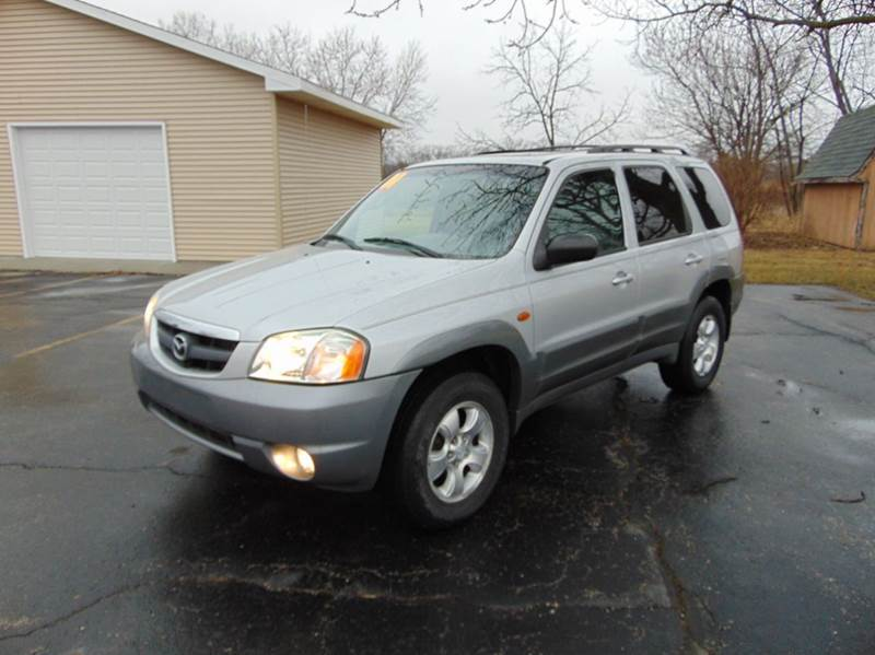 2001 mazda tribute lx v6 4wd 4dr suv in union grove wi the car truck store. Black Bedroom Furniture Sets. Home Design Ideas