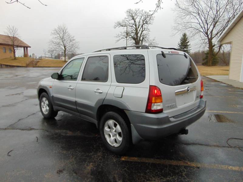2001 mazda tribute lx v6 4wd 4dr suv in union grove wi the car vehicle options sciox Image collections
