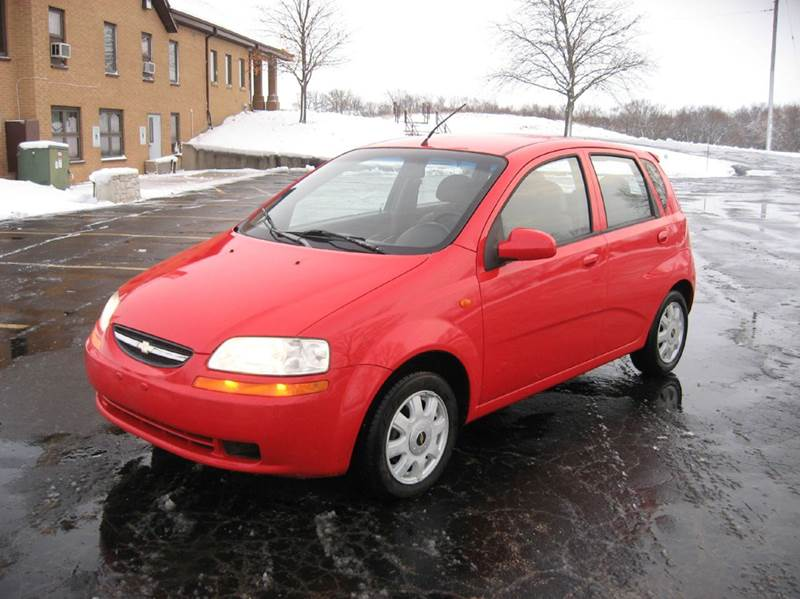 2004 Chevrolet Aveo Ls 4dr Hatchback In Union Grove Wi The Car