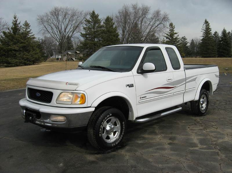 1997 ford f 150 3dr xlt 4wd extended cab sb in union grove wi the car truck store. Black Bedroom Furniture Sets. Home Design Ideas
