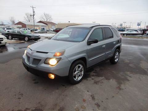 2004 Pontiac Aztek for sale in Union Grove, WI
