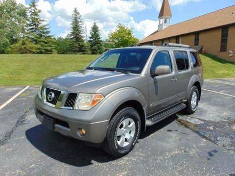 2005 Nissan Pathfinder for sale in Union Grove, WI