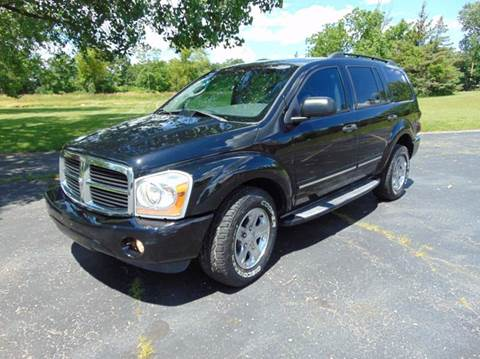 2004 Dodge Durango for sale in Union Grove, WI