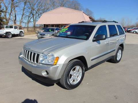 2007 Jeep Grand Cherokee for sale in Union Grove, WI