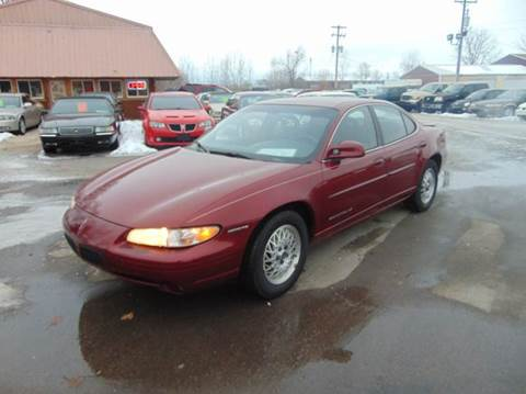 2000 Pontiac Grand Prix for sale in Union Grove, WI