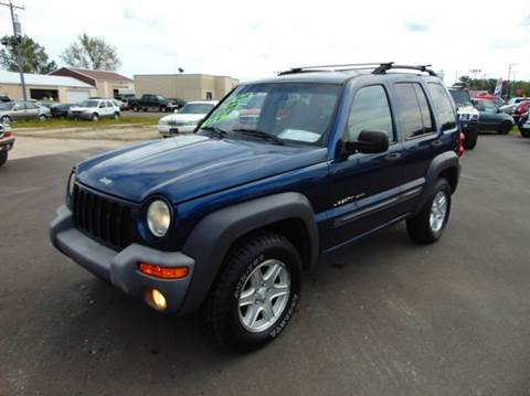 2002 jeep liberty for sale in wisconsin. Black Bedroom Furniture Sets. Home Design Ideas