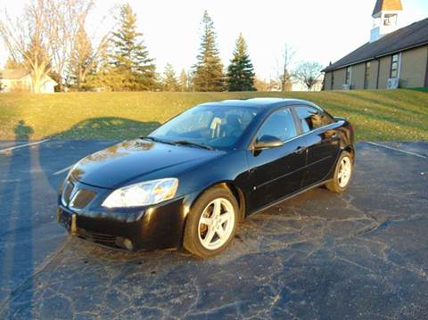 2007 Pontiac G6