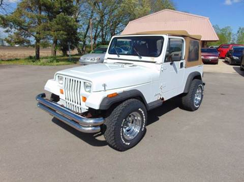 1993 Jeep Wrangler for sale in Union Grove, WI
