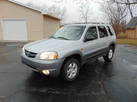 2001 mazda tribute for sale in alliance, oh - carsforsale®