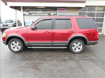 2003 Ford Explorer for sale in Fort Wayne, IN