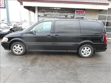 2002 Oldsmobile Silhouette for sale in Fort Wayne, IN