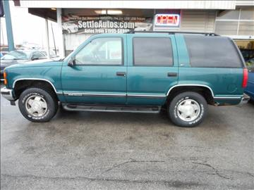 1995 GMC Suburban for sale in Fort Wayne, IN