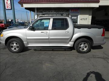 2004 Ford Explorer Sport Trac for sale in Fort Wayne, IN