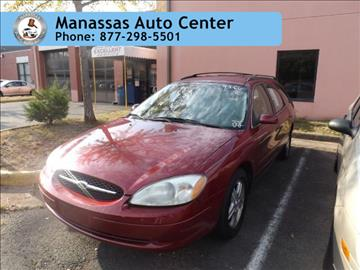 2002 Ford Taurus for sale in Manassas, VA