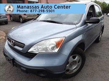 2008 Honda CR-V for sale in Manassas, VA