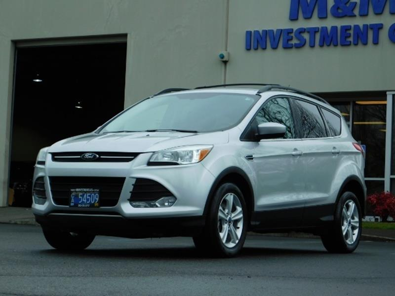 Used ford escape for sale in portland or for Rev motors portland or
