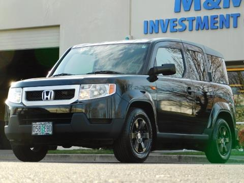 2011 Honda Element for sale in Portland, OR