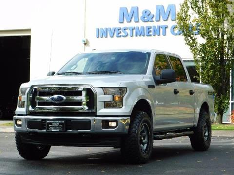2017 Ford F-150 for sale in Portland, OR