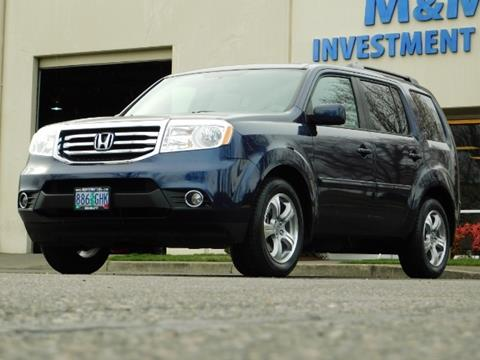 2013 Honda Pilot for sale in Portland, OR