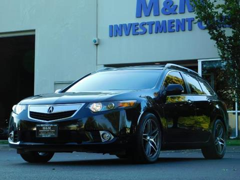 2012 Acura TSX Sport Wagon for sale in Portland, OR
