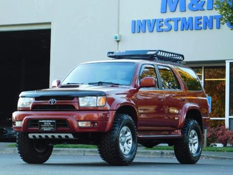 2002 Toyota 4Runner for sale in Portland, OR