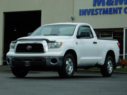 2007 Toyota Tundra for sale in Portland, OR