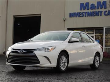 2016 Toyota Camry for sale in Portland, OR