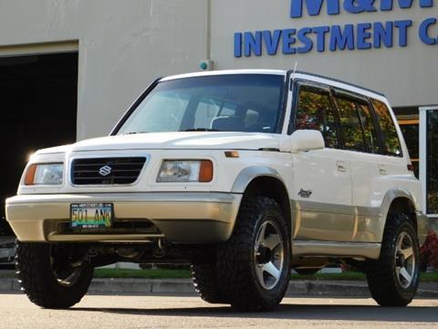 1997 Suzuki Sidekick for sale in Portland, OR