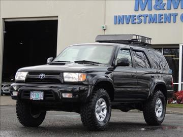 2001 Toyota 4Runner for sale in Portland, OR
