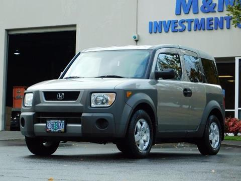 2004 Honda Element for sale in Portland, OR