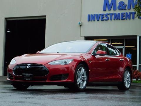 2013 Tesla Model S for sale in Portland, OR