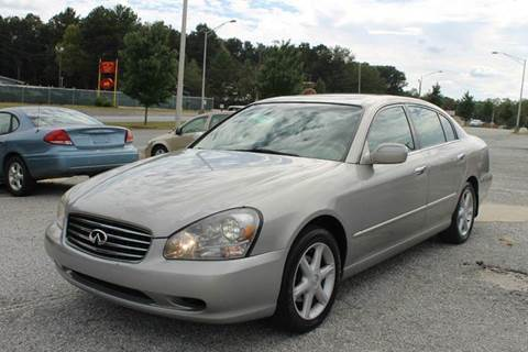 2004 Infiniti Q45 for sale in Spartanburg, SC
