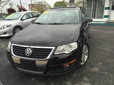 2009 Volkswagen Passat for sale in Cumberland RI