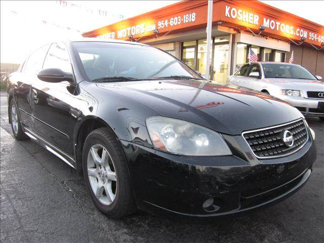 2006 Nissan Altima SL - Hollywood FL