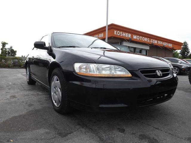 2018 Honda Accord 2002 honda accord lx v6 coupe